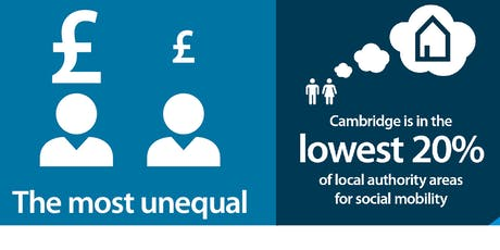 How can your business help people living in poverty in Cambridge? tickets