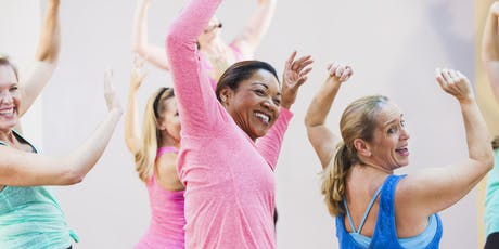 Women's Health & Fitness Day - Line Dancing & Zumba Gold tickets