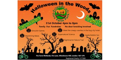 Firs Farm Halloween In The Woods 2019