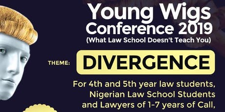 YOUNG WIGS CONFERENCE 2019 - PORT HARCOURT tickets
