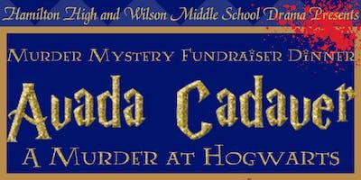 Harry Potter Murder Mystery Fundraiser Dinner