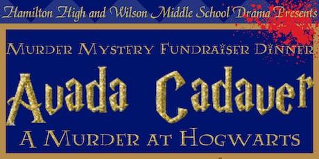 Harry Potter Murder Mystery Fundraiser Dinner tickets