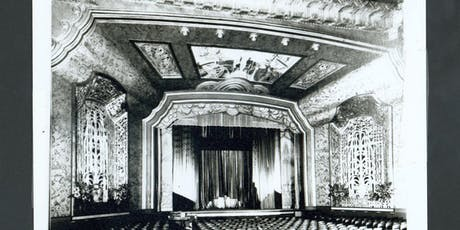Tour of Louis Magaziner's Historic Uptown Theatre tickets