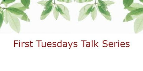 First Tuesday Talks Series: Salvador Ryan - The Irish and death!  tickets