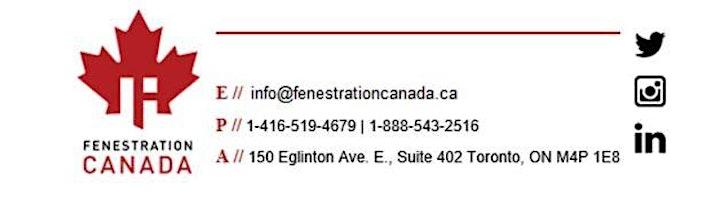Fenestration Canada-Regional Lunch(Toronto) image