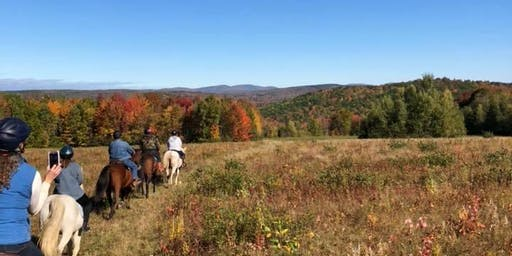 FHC Fall Trail Ride for Scholarships