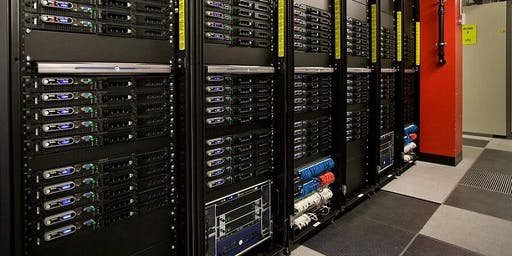 A digital excursion to  UCL Research IT Services' Data Centre
