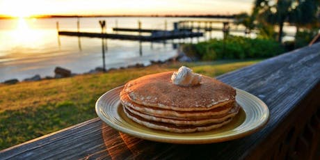 Pancakes & Paddles tickets