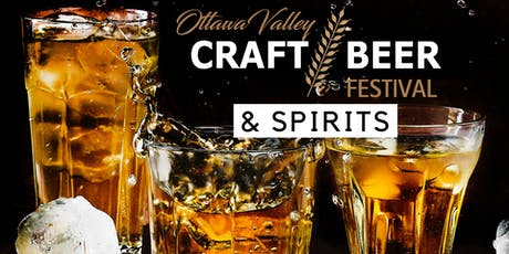 Ottawa Valley Craft Beer + Spirits Festival 2019 tickets