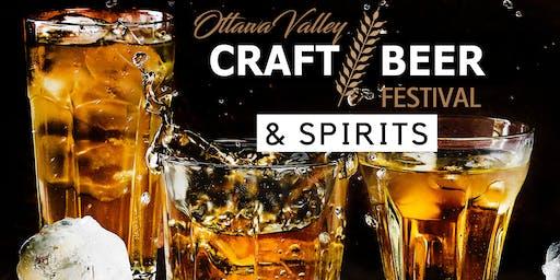 Ottawa Valley Craft Beer + Spirits Festival 2019