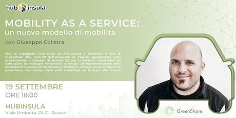 MOBILITY AS A SERVICE: un nuovo modello di mobilità biglietti