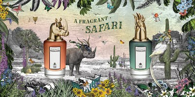 Penhaligon's Glasgow Fragrant Travel Kit Workshop