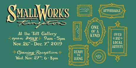 Small Works Kingston Exhibition  tickets