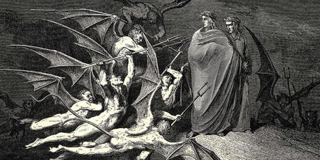 Dante's Inferno (1911) - Live Score by Maurizio Guarini (GOBLIN) tickets