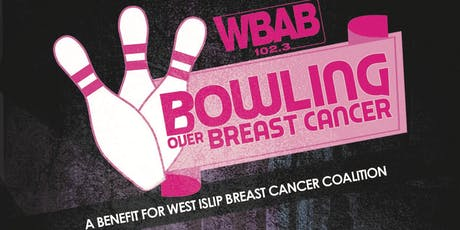 WBAB Bowling Over Breast Cancer tickets