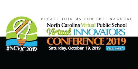 North Carolina Virtual Public School Virtual Innovators Conference 2019 tickets