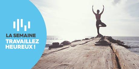 Le bien-être par le Yoga et le Qi Gong billets