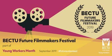 BECTU Future Filmmakers Festival 2019 tickets