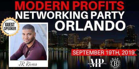Modern Profits Networking Party (JR Rivas) tickets