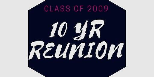 2009 Newfane Class Reunion