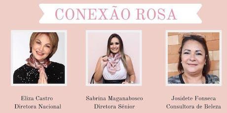 Conexão Rosa ingressos