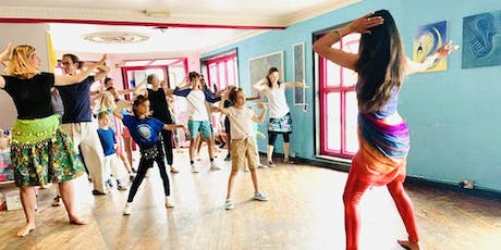 Family Bollywood Dance Workshop tickets