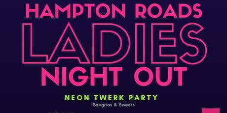 Hampton Roads Ladies Night Out tickets