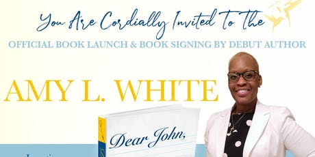 Official Book Release Event for Amy L. White tickets