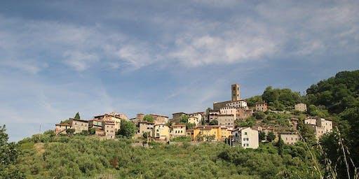 Visita guidata gratuita a Uzzano Castello (Pistoia)