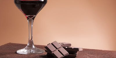 """ For the love of Chocolate"" Wine and Chocolate Pairing Evening"