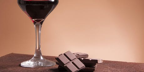 """"""" For the love of Chocolate"""" Wine and Chocolate Pairing Evening tickets"""
