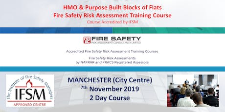HMO and Purpose Built Blocks of Flats Fire Risk Assessment Training Course. tickets