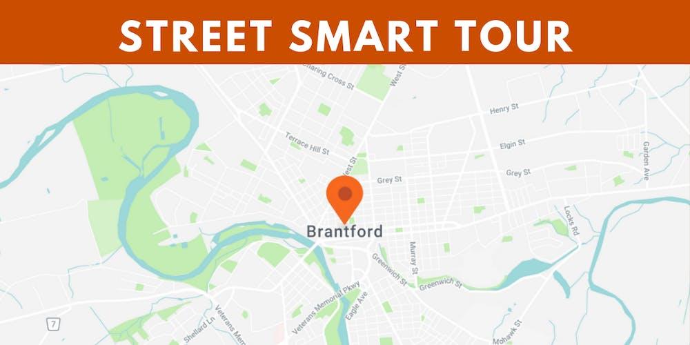 Street Smart Tour] September 7 • Brantford Tickets, Sat, Sep