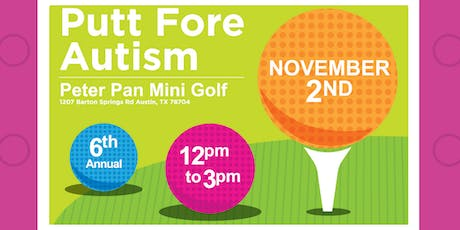 Putt Fore Autism tickets