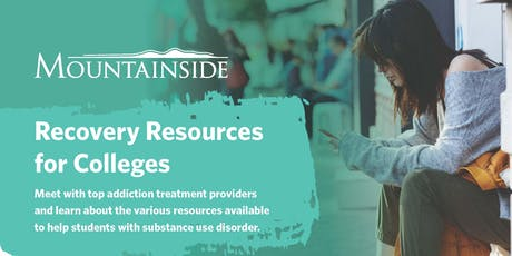 Recovery Resources for Colleges tickets