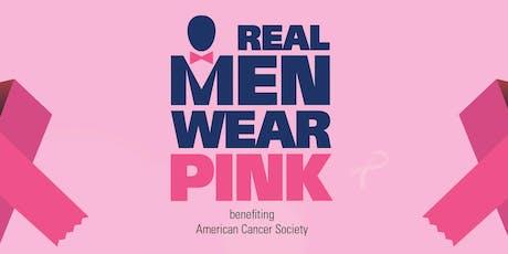 Real Men Wear Pink tickets