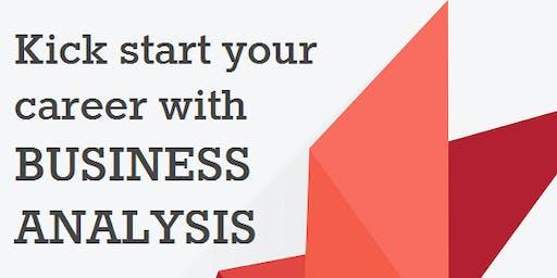 BCS Business Analysis (BA) Foundation