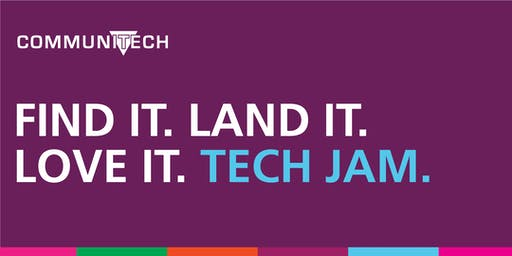 Communitech Tech Jam: Attendee Registration