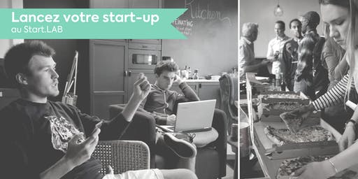 Lancez votre start-up