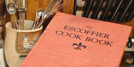 Cook The Book: Escoffier tickets
