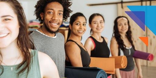 Free Yoga Class: Yoga Basics and Breath
