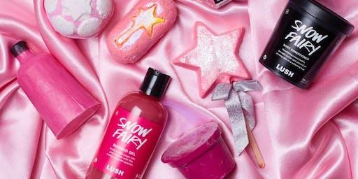 LUSH Cosmetics: Festive Masterclass