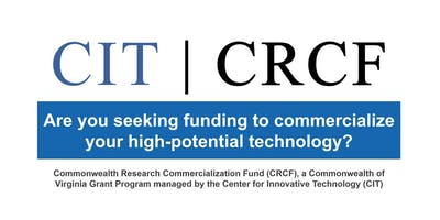 FY2020 CRCF Funding Opportunities | BRIEFING | Richmond, VA