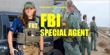 FBI Career Information Session tickets