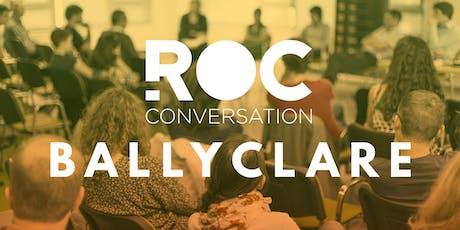 ROC Conversation Ballyclare tickets
