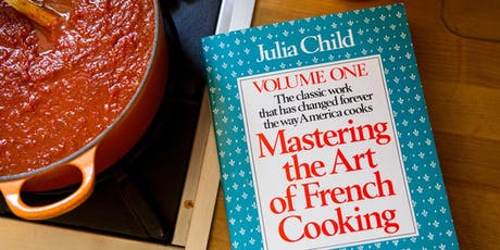 Cook The Book: Mastering The Art of French Cooking tickets