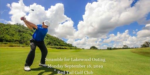 2019 Scramble for Lakewood