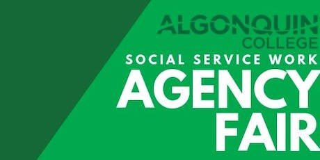 2019 Social Service Work Agency Fair tickets