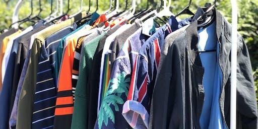 Starfinds Pop-Up Thrift Shop