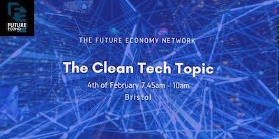 Business Breakfast: Clean Tech